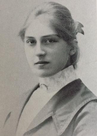 Den unge Karin Bryde