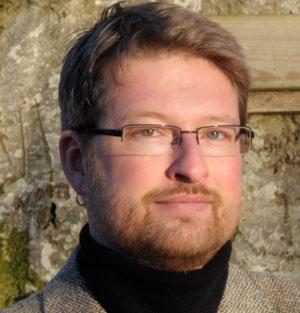Jørn Øyrehagen Sunde, professor i rettshistorie ved Universitetet i Bergen