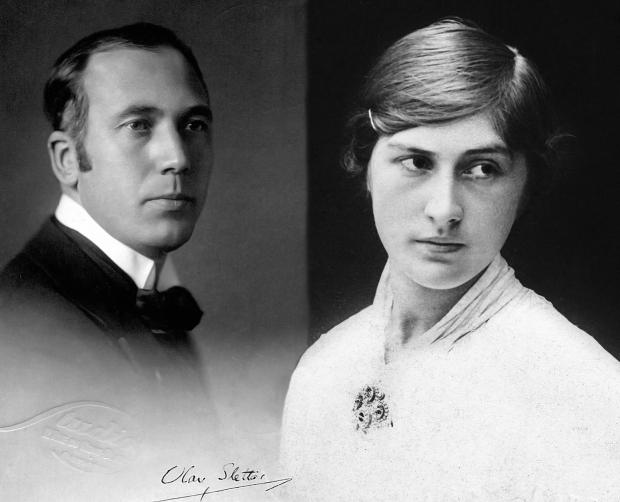 Olav og Karin Sletto.